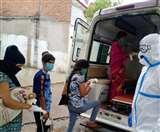 LIVE Coronavirus Lucknow News Update: लखनऊ में मिले तीन और कोरोना पॉजिटिव, संक्रमित मरीीजों की संख्या पहुंची 435