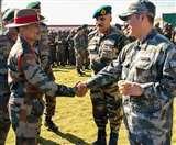 भारत की चीन को दो टूक, इलाके से खाली करो जमावड़ा, पूर्व की स्थिति करो बहाल