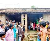 बिहार संपर्क क्रांति एक्सप्रेस से कटकर तीन महिलाओं की मौत, खून व मांस से सन गई रेल पटरी
