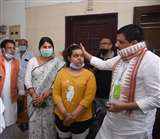 आप नेता संजय सिंह ने कहा-साजिशन हुई सीओ की हत्या, हाईकोर्ट के जज से कराई जाए जांच