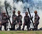 भारतीय सेना की जवाबी कार्रवाई में चार पाकिस्तानी सैनिक ढेर और कई घायल