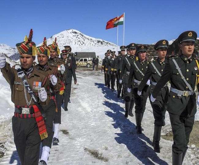 India-China Tension: गलवन से 2 किमी पीछे हटी चीनी सेना, टेंट और निर्माण को हटाया