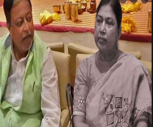 टीएमसी नेता मुकुल राय की पत्नी कृष्णा का निधन, लंबे समय से थी बीमार
