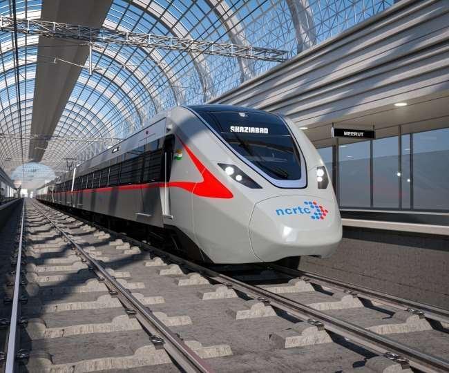 (Delhi- Ghaziabad- Meerut Rapid Rai ) रैपिड रेल का सफर पूरी तरह सूरक्षित होगा ।