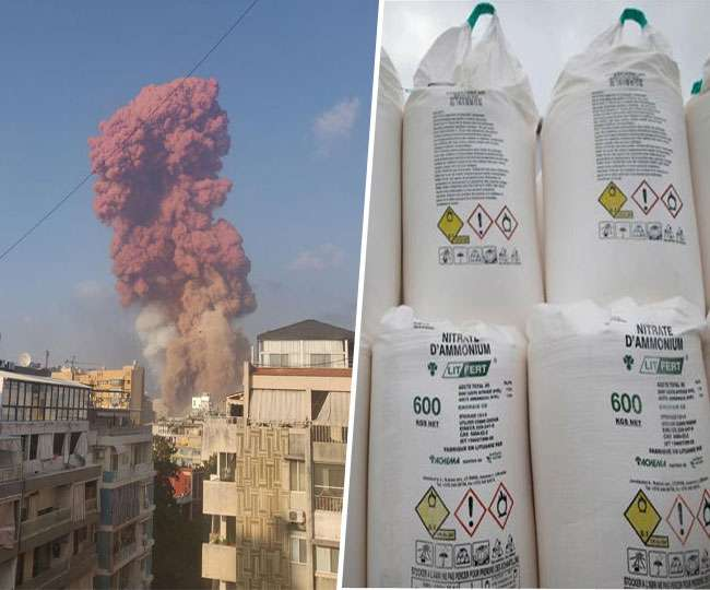 Know what is ammonium nitrate that spoiled the Lebanese capital ...