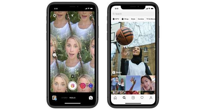 Instagram Has Officially Launched The Video Creator App Instagram Reels