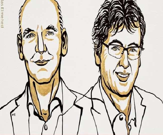 2021 के रसायन विज्ञान के लिए बेंजामिन लिस्ट और डेविड डब्ल्यूसी मैकमिलन को नोबेल पुरस्कार