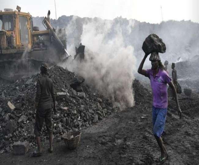 जुलाई 2021 में पिछले वर्ष की तुलना में कोयले का उत्पादन बढ़ा है।