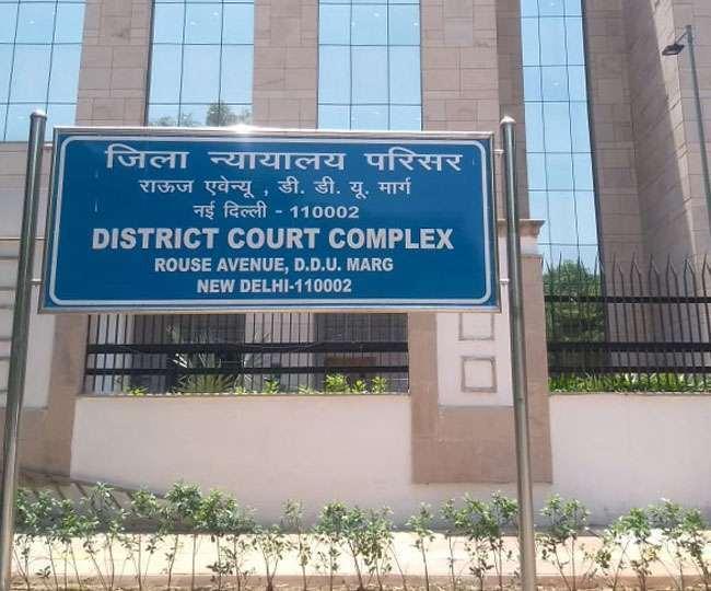 राउज एवेन्यू की विशेष अदालत ने डीसीपी क्राइम ब्रांच के खिलाफ जमानती वारंट जारी किया है। प्रतीकात्मक तस्वीर।