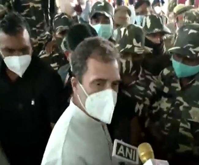 उप्र सरकार ने राहुल गांधी और प्रियंका गांधी को लखीमपुर जाने की अनुमति दे दी है।