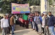 रैली निकाल पॉलीथिन मुक्त भारत बनाने का लिया संकल्प