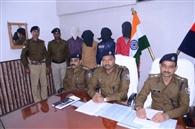 जिला युवा जदयू के महासचिव की हत्या मामले में फरार आरोपित गिरफ्तार