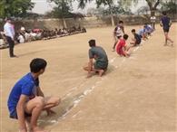 एमआरसीआर स्कूल में वार्षिक खेलों का हुआ आगाज