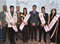 मुस्कान मिस और शिवम शर्मा चुने मिस्टर फ्रेशर