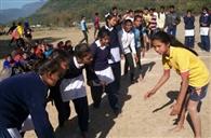 खेल महाकुंभ में चौथे दिन भी बच्चों ने दिखाई अपनी प्रतिभा, अंडर-21 की 5000 मी. दौड़ जसवंत ने जीती