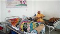 जामताड़ा सदर अस्पताल में कम पड़ने लगे वार्ड व बेड