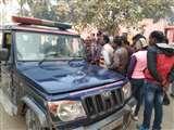 प्रतापगढ़ में सायकिल से कोचिंग जा रहा था इंटर का छात्र, हाईवे पर टैंकर ने कुचला Prayagraj News