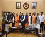 अलीगढ़ में ऐतिहासिक होगा राजा महेंद्र प्रताप राज्य विश्वविद्यालय Aligarh news