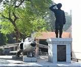 लुधियाना में परमवीर चक्र विजेता निर्मलजीत सिंह सेखों और मेयर भूपेंद्र सिंह की प्रतिमाएं स्थापित Ludhiana News