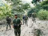हेसो जंगल में बारूदी सुरंग बना रहे थे माओवादी, पुलिस के पहुंचने से पहले भागे Ranchi News
