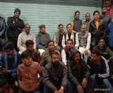 आखिर क्या हुआ कि दो बजे रात तक शराब दुकान के बाहर धरना पर बैठे रहे सरयू राय, जानिए Jamshedpur News