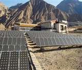 Ladakh Union Territory: धरती की तपिश से जगमग होगा बर्फीला रेगिस्तान लद्दाख