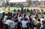 बढ़ाई छात्रावास फीस के विरोध में जनजाति छात्र एकजुट आंदोलन की रूपरेखा तैयार की