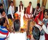 ...यहां मंत्री की सदबुद्धि के लिए पूर्व विधायक ने किया हवन, कहा- शहर के हालात नारकीय Muzaffarpur News