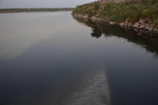दिल्ली में जा रहे पानी में अमोनिया बढ़ा तो पानीपत और सोनीपत के उद्योगों पर छापेमारी