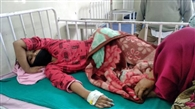 कोरोना के शोर में दब गया ब्रेन ट्यूमर से ग्रस्त बच्ची का रोना