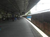 सील किया गया रेलवे स्टेशन परिसर, बढ़ाई गई निगरानी