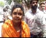 Aligarh Lockdown : अखिल भारत हिंदू महासभा की राष्ट्रीय सचिव पूजा शकुन पांडे पति समेत गिरफ्तार