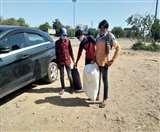 जोधपुर से पलायन में एंब्रोडिंग का हुनर हुआ Lockdown, अब घर पर ही तराशेंगे जिंदगी