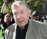 वेटिकन के पूर्व वित्त मंत्री बाल यौन उत्पीड़न मामले में बरी, जेल से रिहा हुए कार्डिनल पेल