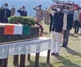 कुपवाड़ा में शहीद हुए उत्तराखंड के दो जवानों को सीएम ने दी श्रद्धांजलि