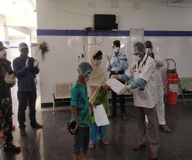 बड़ी राहत: बिहार में तेजी से ठीक हो रहे कोरोना मरीज, 11 गए घर, आज शाम चार होंगे डिस्चार्ज