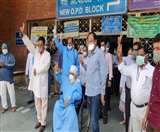 Coronavirus: दिल्ली में 73 साल के बुजुर्ग ने दी कोरोना को मात, अस्पताल से मिली छुट्टी