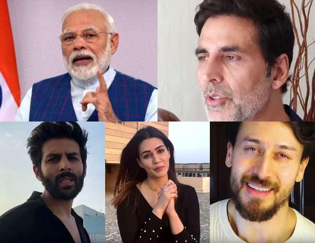 Coronavirus Lockdown PM Narendra Modi All Praise for Film Industry ...