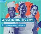 World Health Day 2020: नर्स और हेल्थ वर्कर्स को समर्पित है इस वर्ष का विश्व स्वास्थ्य दिवस, कोविड-19 में मुख्य भूमिका