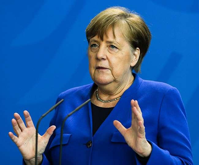 जर्मनी में कोरोना संक्रमण की तीसरी लहर से निपटने के लिए नेताओं ने की लॉकडाउन की मांग।