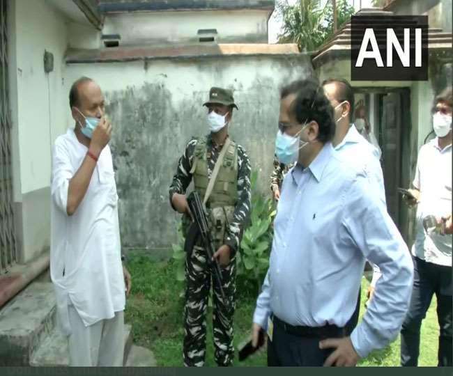 बंगाल के दौरे पर आई केंद्रीय गृह मंत्रालय की चार सदस्यीय टीम