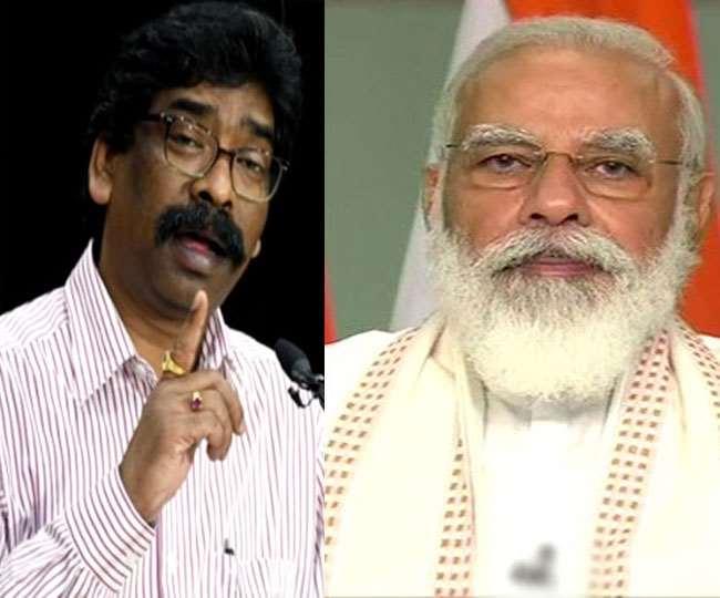Narendra Modi vs Hemant Soren: झारखंड के मुख्यमंत्री हेमंत सोरेन ने प्रधानमंत्री नरेंद्र मोदी को लेकर बड़ी बात कही है।