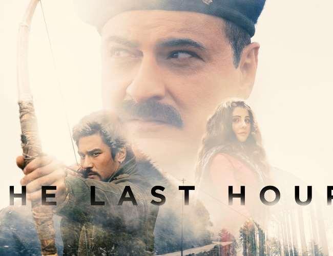 Sanjay Kapoor in The Last Hour. Photo- Twitter