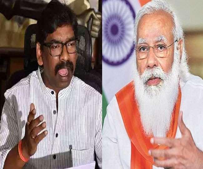 Narendra Modi vs Hemant Soren: प्रधानमंत्री नरेंद्र मोदी पर निशाना साधकर झारखंड के मुख्यमंत्री हेमंत सोरेन विवादों में घिर गए।
