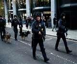 George Floyd Death: लंदन में हुए विरोध प्रदर्शन में अब तक करीब 23 पुलिस अधिकारी जख्मी