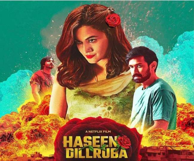 Haseen Dillruba Trailer Released: Taapsee Pannu Vikrant Massey brings all in one Suspense, thriller and comedy