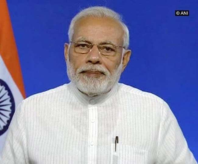 प्रधानमंत्री नरेंद्र मोदी आज शाम 5 बजे देश को संबोधित करेंगे