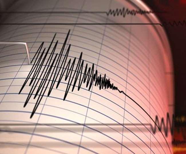 असम में 5.2 तीव्रता का भूकंप आया।