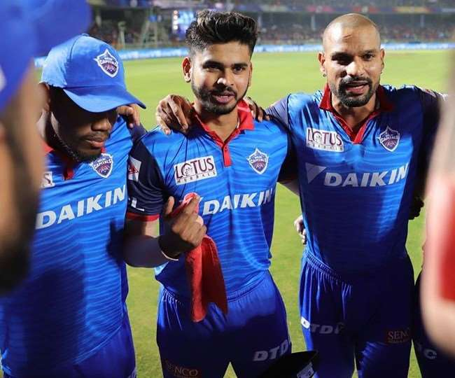 Shreyas Iyer has an open mind to learn will lead us in right way in IPL 13 Shikhar  Dhawan