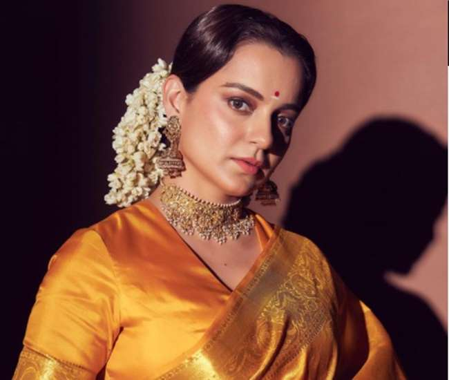 Kangana Ranaut is All Set To Enter In The Kapil Sharma Show For Thalaivii  Promotion